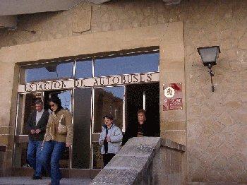 El PSOE condena el nuevo fiasco de Robles respecto a la gestión de la   Estación de Autobuses