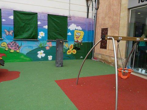 El PSOE denuncia la falta de criterio del PP en la instalación de los nuevos parques infantiles