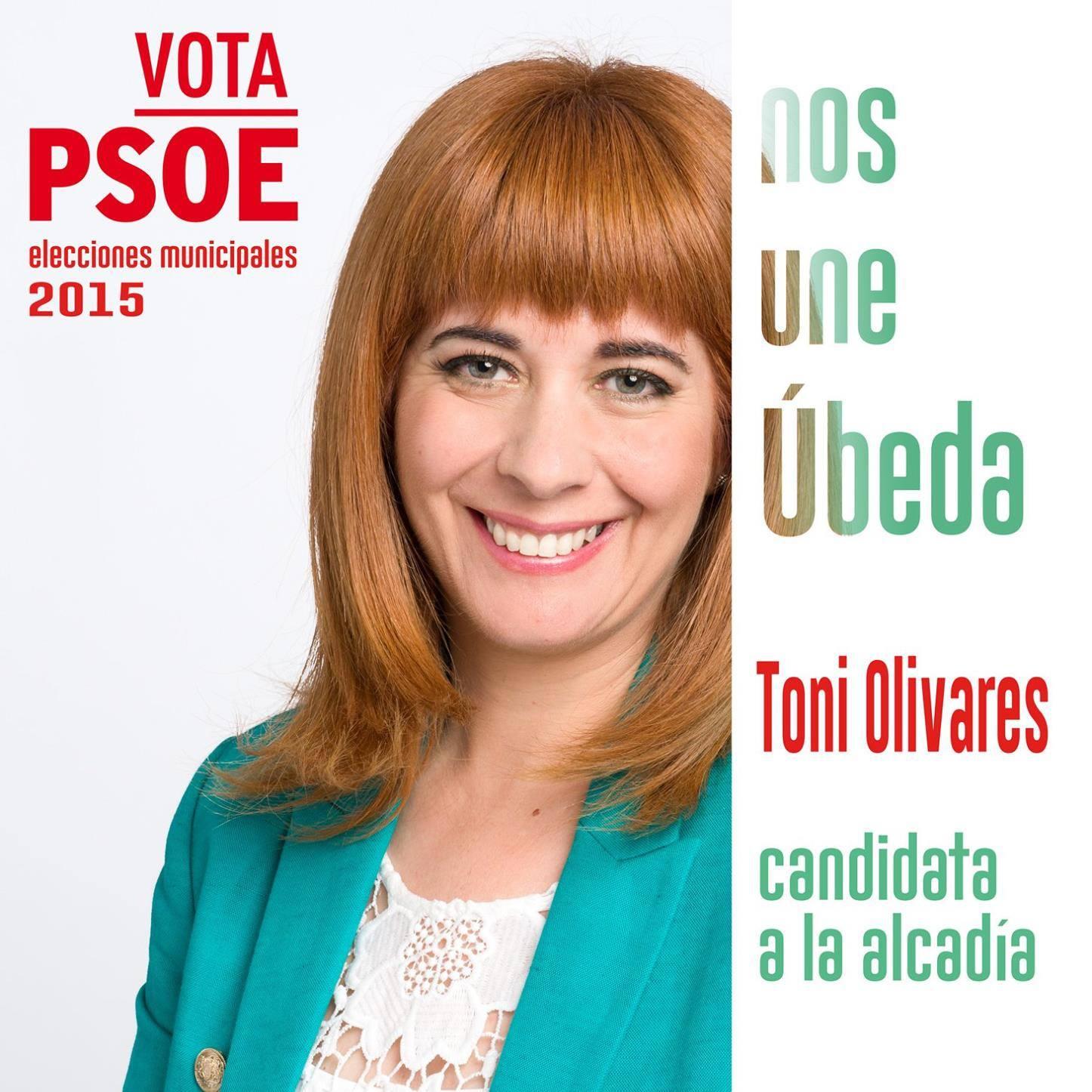 Programa elecciones municipales para las pedanías de Úbeda