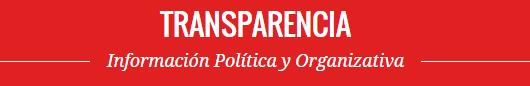 Compromiso del PSOE con la Transparencia