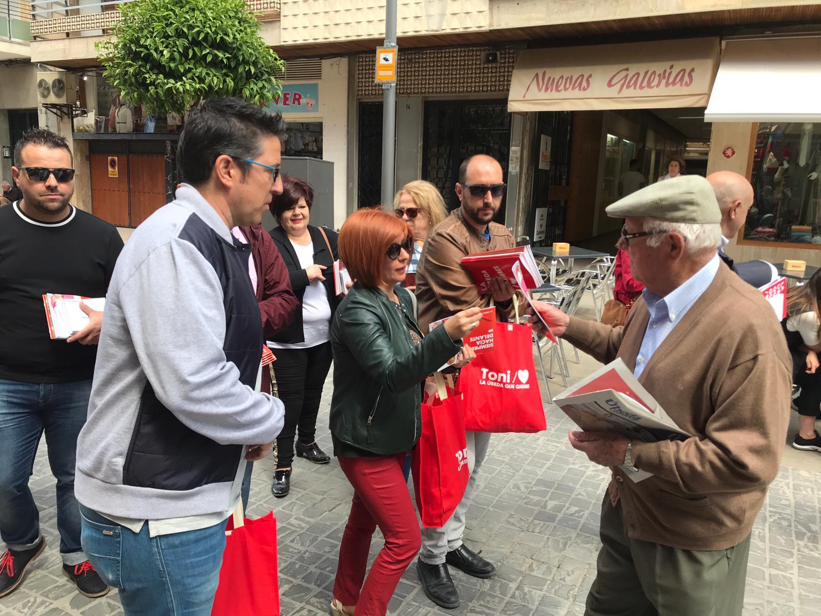 """Olivares: """"Tenemos un compromiso con el Comercio y la Industria"""""""