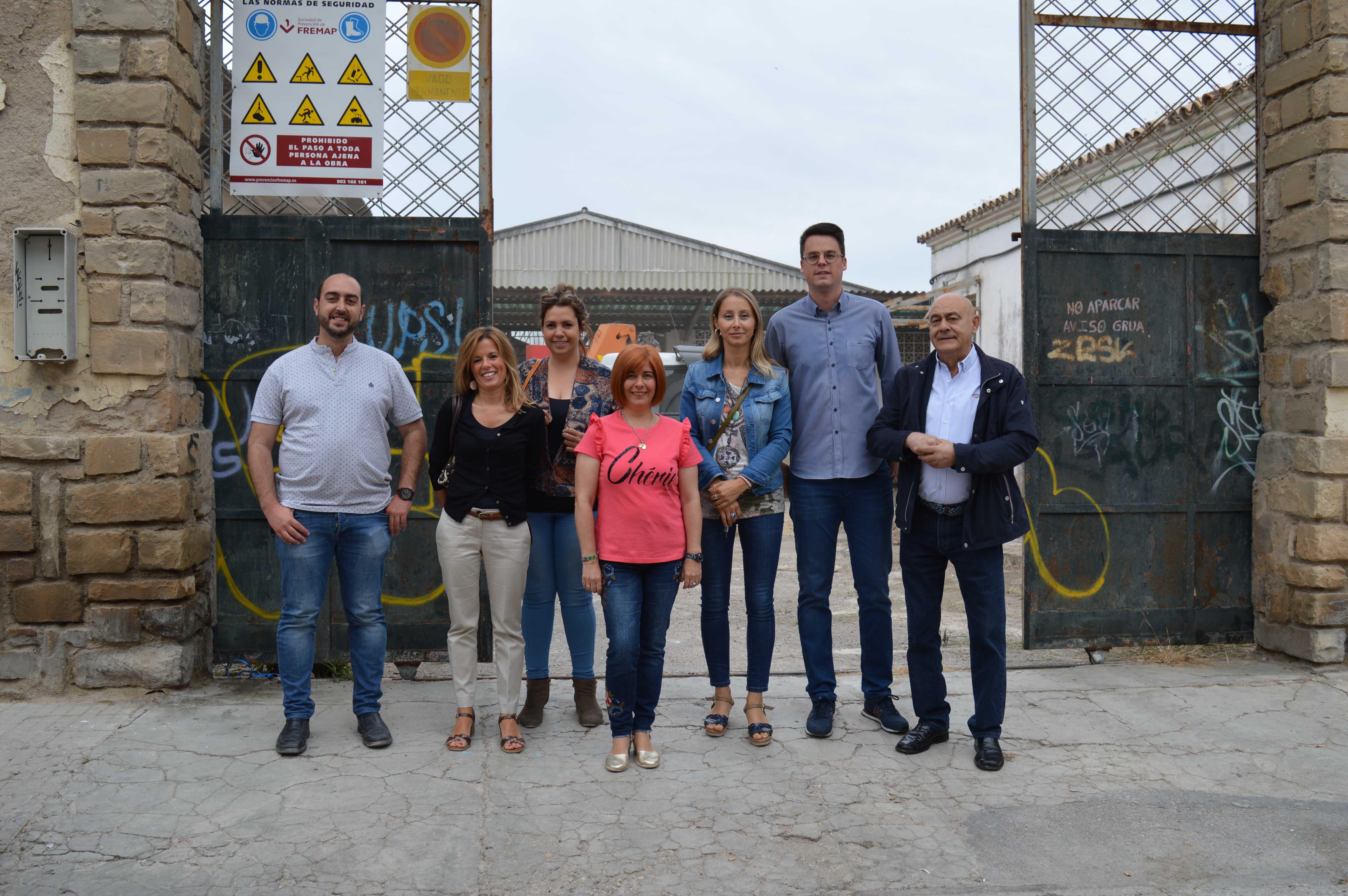"""Olivares: """"Úbeda contará con un espacio joven digno y acorde a su importancia como ciudad"""""""