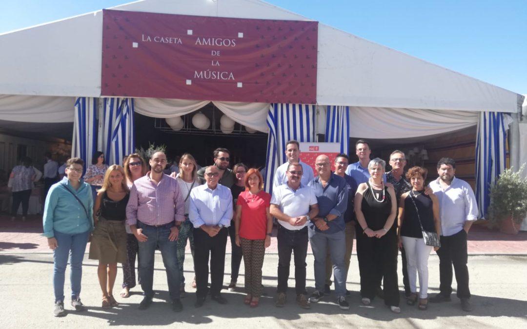 Encuentro de Convivencia en la Feria de San Miguel 2019