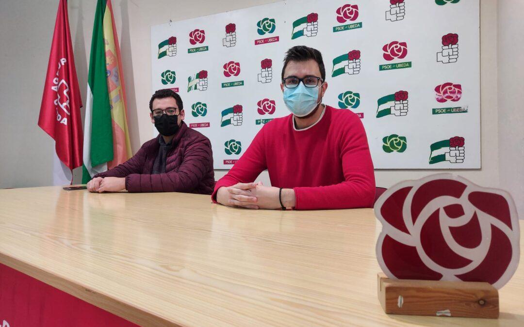 Más de 150 mil € destinados a Juventud desde el Ayuntamiento de Úbeda para 2021